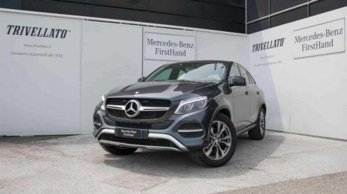 MERCEDES-BENZ GLE 350 GLE 350 d 4MATIC Coupe EXCLUSIVE