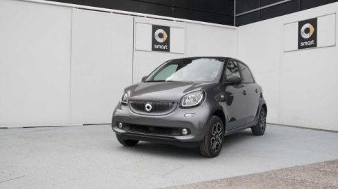 SMART ForFour Forfour 70 twinamic Passion
