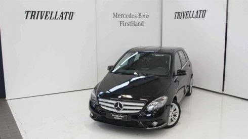 MERCEDES-BENZ B 200 B 200 CDI BlueEFFICIENCY Executive