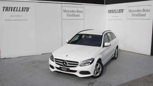 MERCEDES-BENZ C 220 C 220 BlueTEC S.W. Automatic Business
