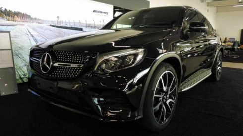 MERCEDES-BENZ G Mercedes - AMG GLC 43 4MATIC