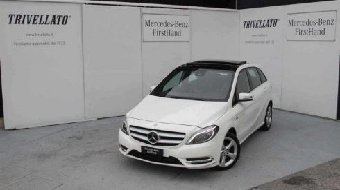 MERCEDES-BENZ B 200 B 200 CDI BlueEFFICIENCY Premium