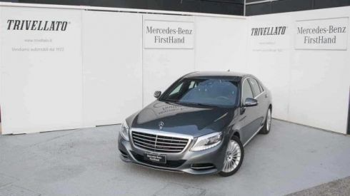 MERCEDES-BENZ S 350 S 350 d 4Matic Premium