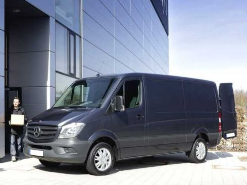 MERCEDES-BENZ Sprinter 314 CDI F 37/35 euro 6