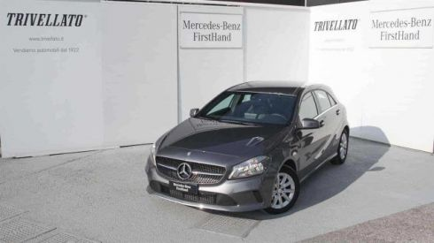 MERCEDES-BENZ A 160 A 160 d Automatic Business