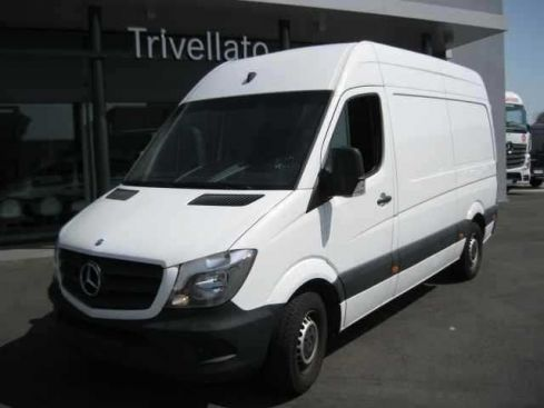 MERCEDES-BENZ Sprinter 313 CDI F 37/35
