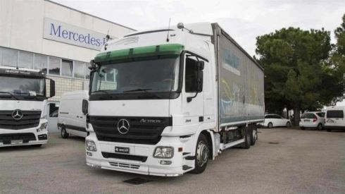 MERCEDES-BENZ  Other 2540 L 2541L