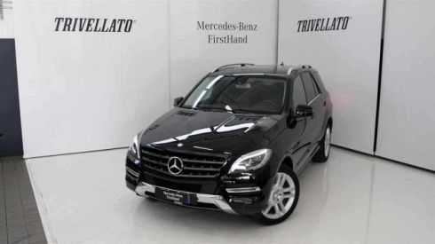 MERCEDES-BENZ ML 250 ML 250 BlueTEC 4Matic Sport