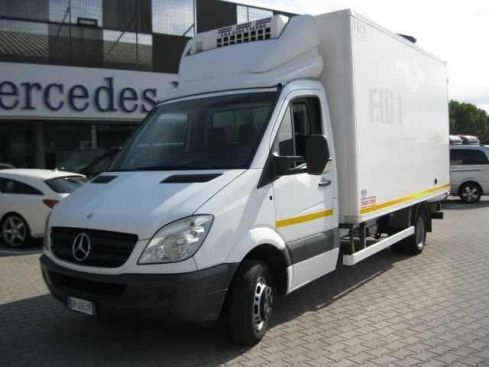MERCEDES-BENZ Sprinter 515 CDI T 43/50