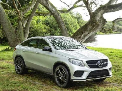 MERCEDES-BENZ GLE 350 GLE 350 d 4MATIC Coupe PREMIUM PLUS