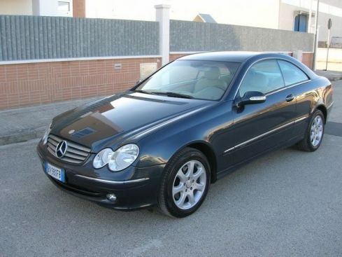 MERCEDES-BENZ CLK 240 cat Avantgarde