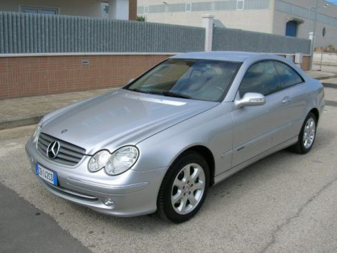 MERCEDES-BENZ CLK 240 cat Elegance