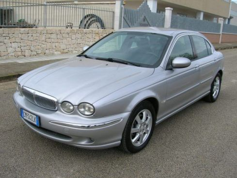 JAGUAR X-Type 2.0D cat Executive