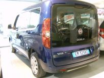 Fiat DOBLO DOBLò 1.4 T-JET 16V NATURAL POWER MYLIFE Usata 2012