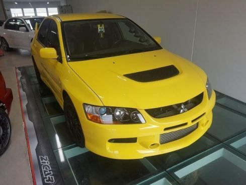 MITSUBISHI Lancer Evolution IX GSR Preparata o originale
