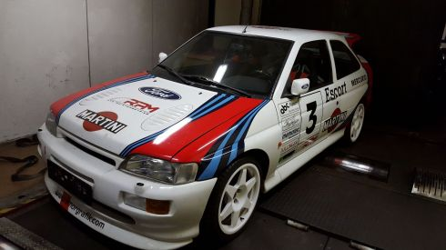 FORD Escort cosworth martini