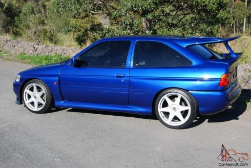FORD Escort cosworth wolf