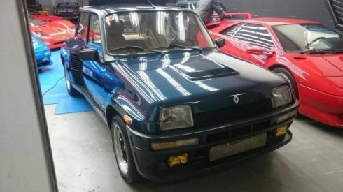 RENAULT R 5 turbo