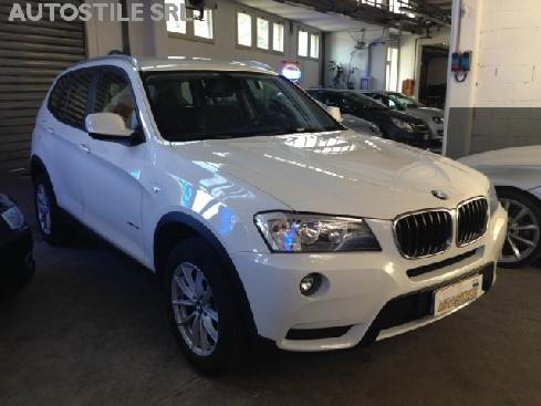 BMW X3 xDrive20d  CAMBIO AUTOMATICO+INT. PELLE