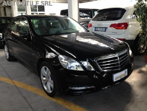 MERCEDES-BENZ E 250 CDI BlueEFFICIENCY