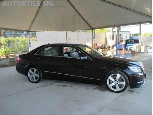 MERCEDES-BENZ E 350 Bluefficiency AVANTGARDE *TETTO APRIBILE