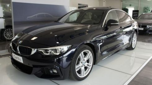 BMW 420 d Gran Coupé Msport LISTINO 68.200€