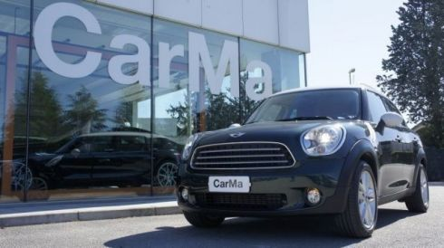 "MINI Countryman Mini Cooper D Countryman ""MOTORE CON 35.000KM"""