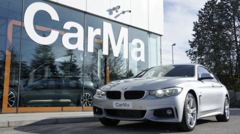 BMW 420 d xDrive Gran Coupé Msport LISTINO 68.700€