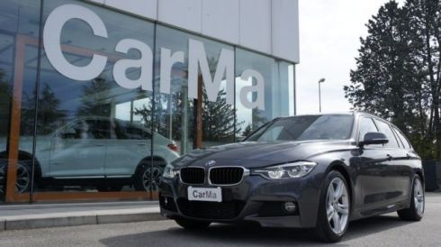 BMW 318 d Touring Msport LISTINO 62.300€