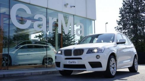 BMW X3 xDrive20d Futura PACK Msport