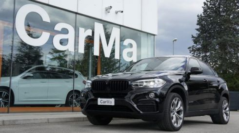 BMW X6 xDrive40d UNICO PROPRIETARIO