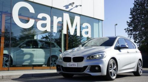 BMW 218 d Active Tourer Msport LISTINO 50.000€ IVA ESPOSTA