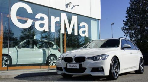 BMW 320 d Touring Msport
