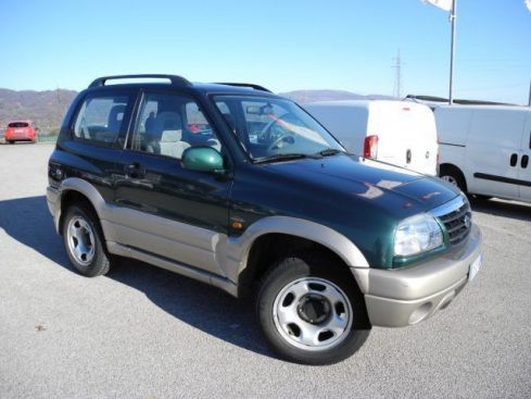 SUZUKI Grand Vitara 1.6i 16V cat 3 porte VENDE PRIVATO