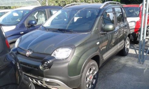 FIAT Panda Cross 0.9 TWIN AIR 90 CV CROSS