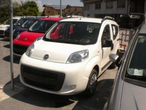 FIAT Qubo 1.4 77CV NATURAL POWER ACTIVE
