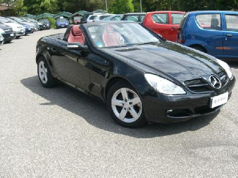 MERCEDES-BENZ SLK 200 Kompressor cat Sport