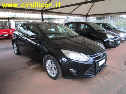FORD Focus 1.6 TDCi 115 CV Plus