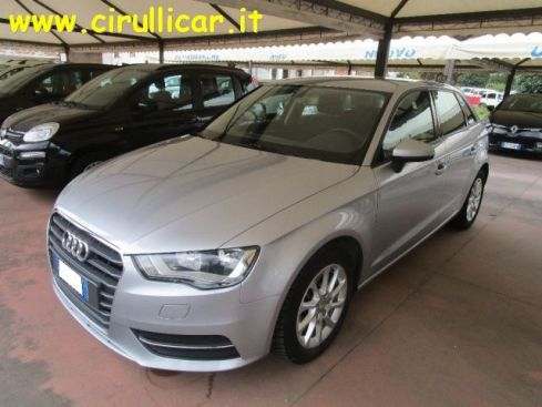 "AUDI A3 SPB 1.6 TDI clean diesel Business ""italiana"""
