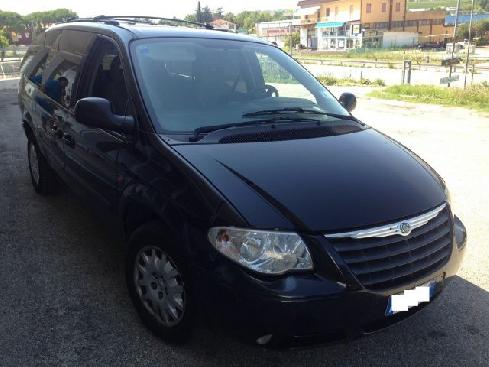 CHRYSLER Voyager 2.8 CRD cat SE Auto