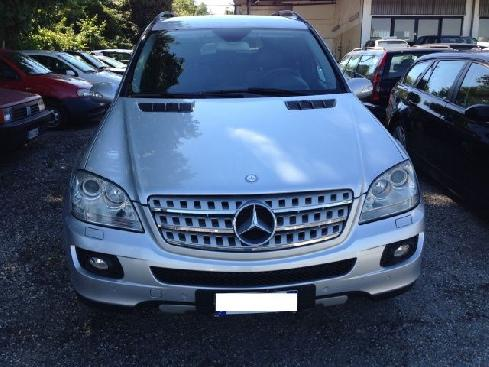 MERCEDES-BENZ ML 320 CDI Sport