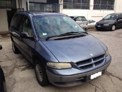 CHRYSLER Grand Voyager 2.5 turbodiesel LE