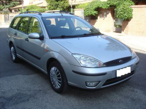 FORD Focus 1.6i 16V cat SW Zetec -