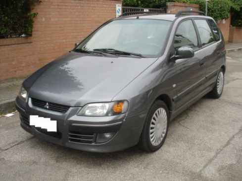 MITSUBISHI Space Star 1.9 DI-D cat Comfort Plus -