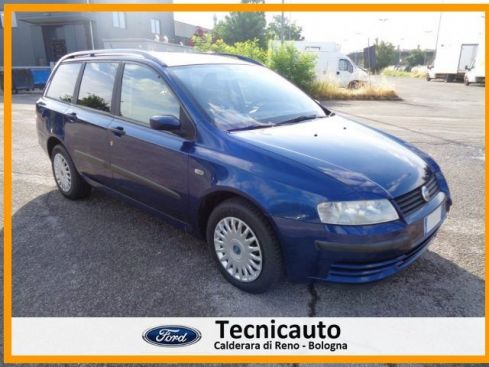 FIAT Stilo 1.9 MJT 120 CV Multi Wagon Active
