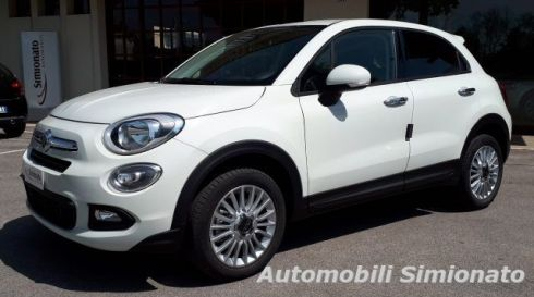 FIAT 500X 1.6 MultiJet 120 CV Urban Look Pop Star