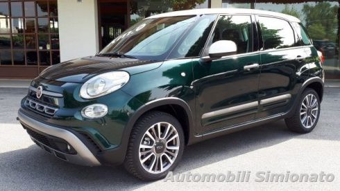 FIAT 500L 1.3 Multijet 95 CV Cross
