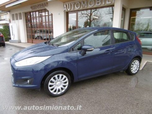 FORD Fiesta 1.2 82CV 5 porte Plus