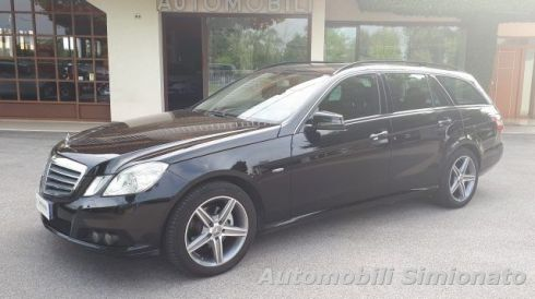 MERCEDES-BENZ E 200 CDI S.W. BlueEFFICIENCY Executive