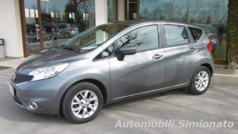 NISSAN Note 1.5 dCi Acenta NAVIGATORE